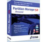 System- & Tuning-Tool im Test: Partition Manager 9 Personal von Paragon Software, Testberichte.de-Note: 2.3 Gut