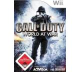 Game im Test: Call of Duty: World at War  (für Wii) von Activision, Testberichte.de-Note: 2.0 Gut