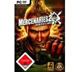 Game im Test: Mercenaries 2: World in Flames von Lucas Arts, Testberichte.de-Note: 2.2 Gut