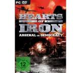 Game im Test: Hearts of Iron 2: Arsenal of Democracy (für PC) von Paradox, Testberichte.de-Note: 1.8 Gut