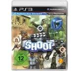 Game im Test: The Shoot (für PS3) von Sony Computer Entertainment, Testberichte.de-Note: 2.5 Gut