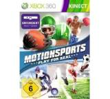 MotionSports: Play for Real (für Xbox 360)