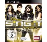 Game im Test: Disney Sing it: Pop Party (für PS3) von Disney Interactive, Testberichte.de-Note: 2.0 Gut