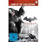 Game im Test: Batman: Arkham City - Game of the Year Edition (für Mac) von Warner Interactive, Testberichte.de-Note: 1.8 Gut