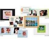 iPhoto Fotobuch Hardcover DIN A4 quer