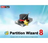System- & Tuning-Tool im Test: Partition Wizard Home Edition von MiniTool Solution, Testberichte.de-Note: 2.5 Gut