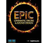 Audio-Software im Test: Epic: Cinematic Drums & Sound Design von Big Fish Audio, Testberichte.de-Note: 2.0 Gut