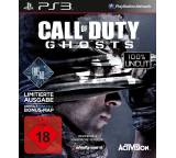 Call of Duty: Ghosts (für PS3)