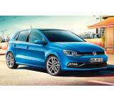 Auto im Test: Polo V 4 Türer 1.2 TSI BlueMotion Technology 5-Gang manuell Fresh (66 kW) [14] von VW, Testberichte.de-Note: 2.4 Gut