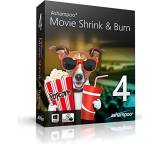 Multimedia-Software im Test: Movie Shrink & Burn 4 von Ashampoo, Testberichte.de-Note: 2.1 Gut