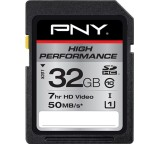 SDHC High Performance Class 10 UHS-I 32GB (P-SDH32G10H-GE)