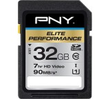 SDHC Elite Performance Class 10 UHS-I 32GB (P-SDH32U1H-GE)
