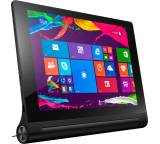 "Tablet im Test: Yoga Tablet 2 Windows 8"" von Lenovo, Testberichte.de-Note: 2.2 Gut"