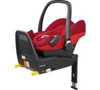 Maxi-Cosi Pebble Plus mit Isofix-Basis 2wayFix