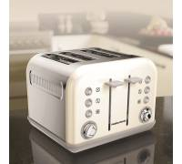 Morphy Richards Accents Vier-Schlitz-Toaster