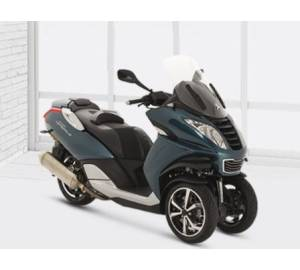 peugeot scooters roller test ▷ bestenliste | testberichte.de