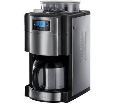 Buckingham Grind & Brew digitale Thermo-Kaffeemaschine Produktbild
