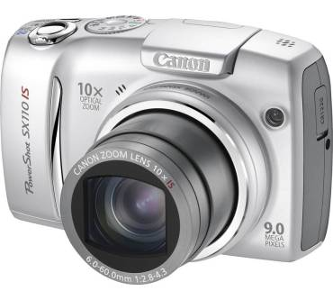 PowerShot SX 110IS Produktbild