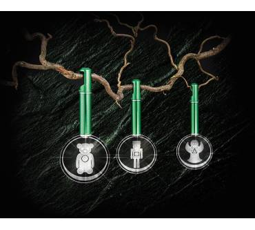 Krinner Weihnachtsbeleuchtung.Krinner Highlights Mystic Green Im Test Testberichte De