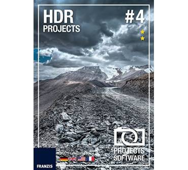 HDR projects 4 Produktbild