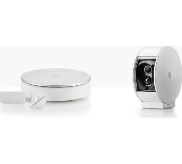 Home Alarm + Security Camera Produktbild