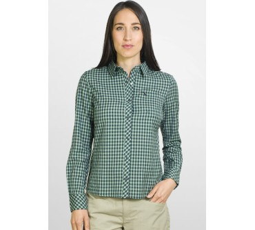 Women's Terra Long Sleeve Plaid Produktbild