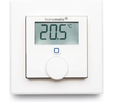 Homematic IP Wandthermostat Produktbild