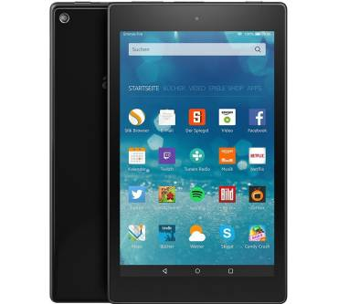 Kindle Fire HD 8 Produktbild
