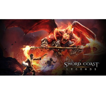 Sword Coast Legends (für PC) Produktbild
