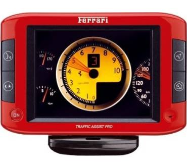 Traffic Assist Pro 7929 Ferrari Produktbild