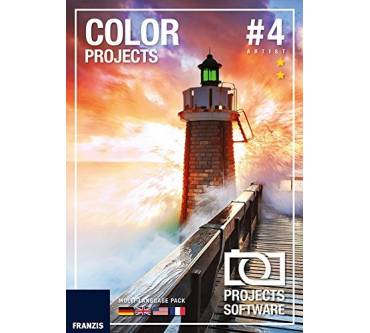 Color Projects 4 Produktbild