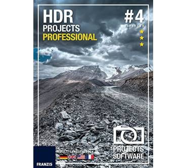 HDR projects 4 professional Produktbild