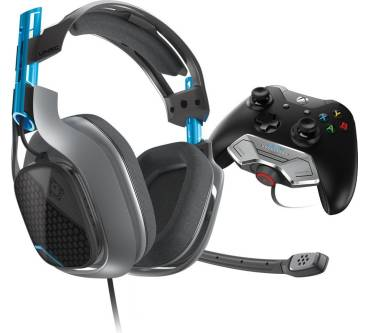 A40 Xbox One Headset Halo 5 Edition + M80 MixAmp Produktbild