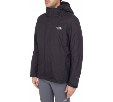 size 40 2fe04 9a4f6 The North Face Zephyr Triclimate Jacke | Testberichte.de