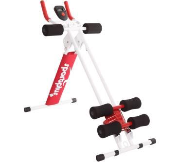 SportPlus Bauchtrainer - AB Plank | Testberichte de