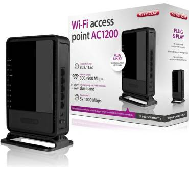 AC1200 Wi-Fi Dual-band Access Point (WLX-7000) Produktbild