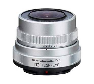 Fish-Eye 3.2mm f/5.6 Produktbild