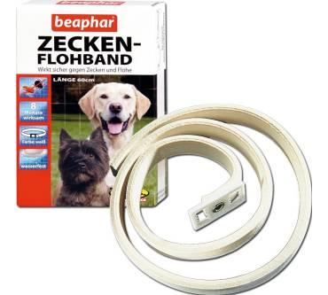 flohhalsband hund nebenwirkungen