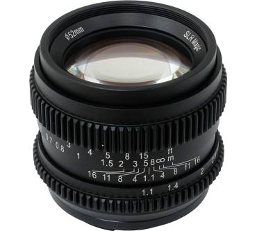 Cine 50mm f/1.1 Lens for Sony E-Mount Produktbild