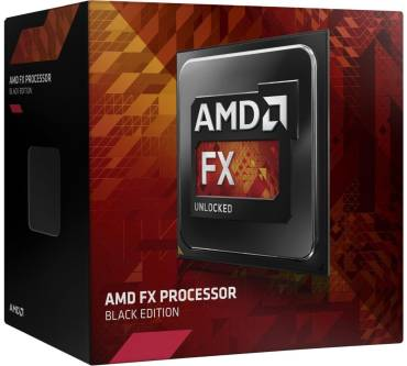 FX-8370 Black Edition Produktbild
