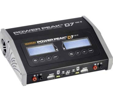 Power Peak D7 EQ-BID 12V/230V-Duo Produktbild