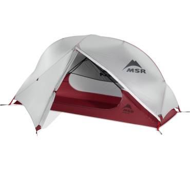 Leichtes 1 Personen Zelt im Test: MSR Hubba NX