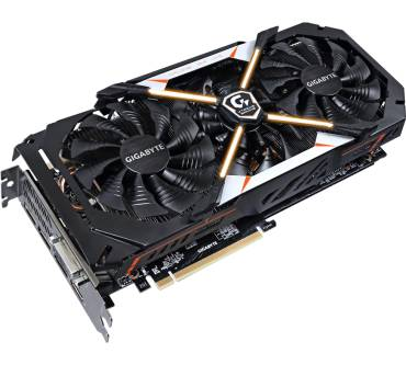 GeForce GTX 1080 Xtreme Gaming 8GB Produktbild