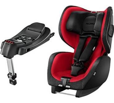 Optia mit Isofix-Basis fix Produktbild