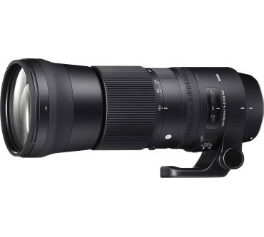 150-600mm F5-6,3 DG OS HSM Contemporary Produktbild