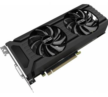 GeForce GTX 1060 6GB Dual Produktbild
