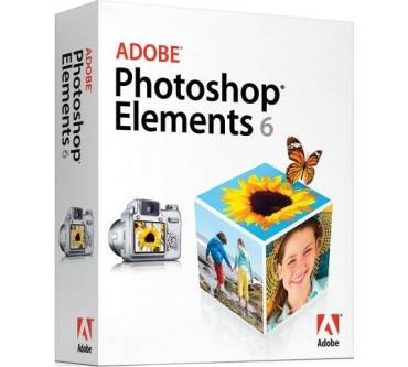 Photoshop Elements 6.0 (für Win) Produktbild