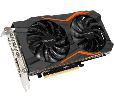 GeForce GTX 1050 G1 Gaming 2G Produktbild