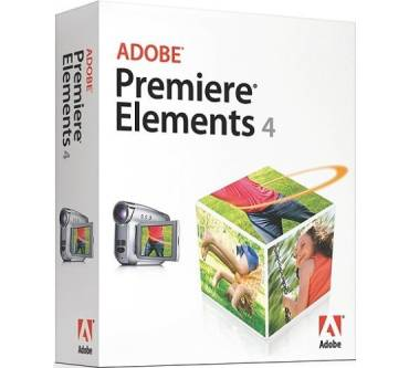 Premiere Elements 4.0 Produktbild
