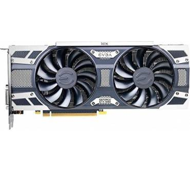 GeForce GTX 1080 SC2 Gaming iCX 8GB Produktbild
